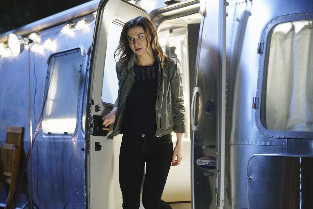 Ihr Date mit Owen ist völlig anders verlaufen, als es sich Amelia (Caterina Scorsone) vorgestellt hat ... - Bildquelle: Richard Cartwright ABC Studios
