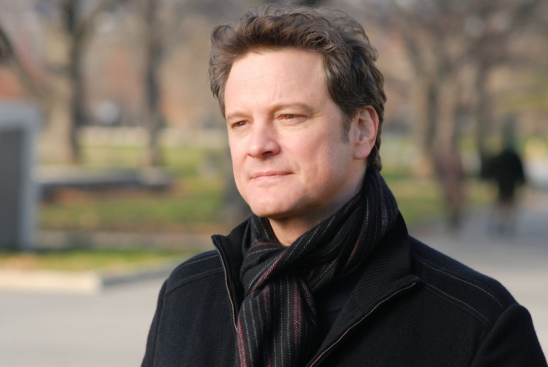 Böse Überraschung: Richard (Colin Firth) muss feststellen, dass seine Verlobte Emma bereits verheiratet ist ... - Bildquelle: 2008 Accidental Husband Intermediary, Inc. All Rights Reserved.