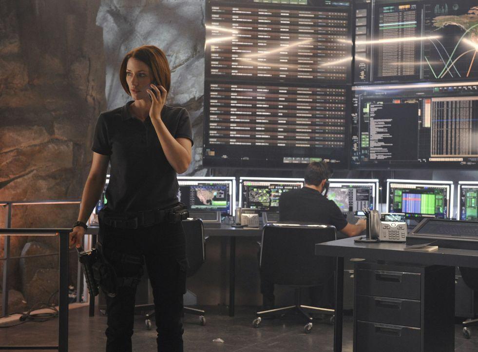 Nachdem der gnadenlose Alien Jemm aus seiner Zelle ausgebrochen ist, beschließt Alex (Chyler Leigh), im Alleingang gegen den Außerirdischen vorzugeh... - Bildquelle: 2015 Warner Bros. Entertainment, Inc.