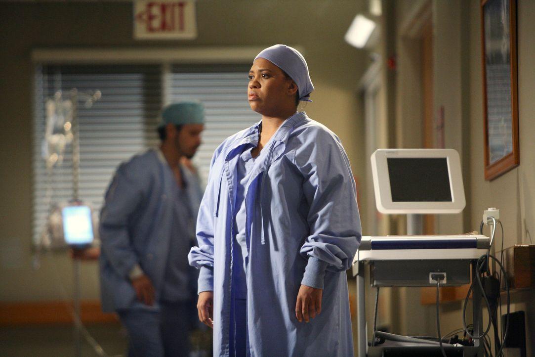 Bailey (Chandra Wilson) will eine Gratis-Ambulanz aufmachen und sucht Unterstützung bei  den Vorgesetzten ... - Bildquelle: Touchstone Television