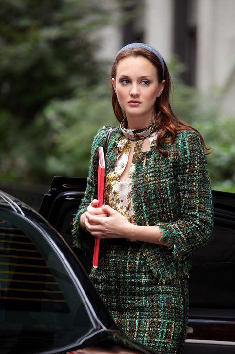 Plant eine Geburtstagsparty im großen Stil: Blair (Leighton Meester) ... - Bildquelle: Warner Bros. Television