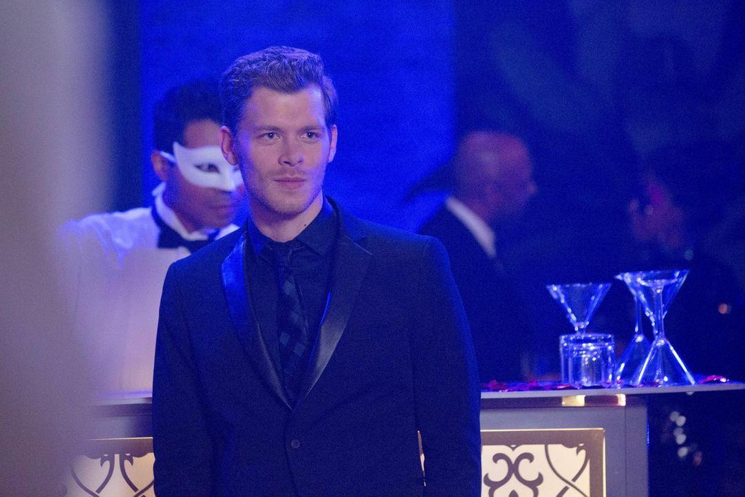 Wenn Klaus (Joseph Morgan) nicht das kriegt, was er will, schreckt er vor nichts zurück, um es doch noch zu bekommen ... - Bildquelle: Warner Bros. Television