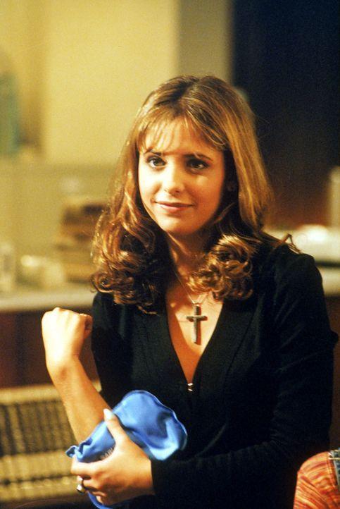 Buffy (Sarah Michelle Gellar) Summers hat es nicht leicht. Die 16-jährige High School-Schülerin ist gerade mit ihrer Mutter nach Sunnydale gezogen,... - Bildquelle: (1997) Twentieth Century Fox Film Corporation.