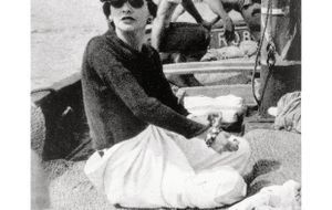 Coco Chanel in Venedig