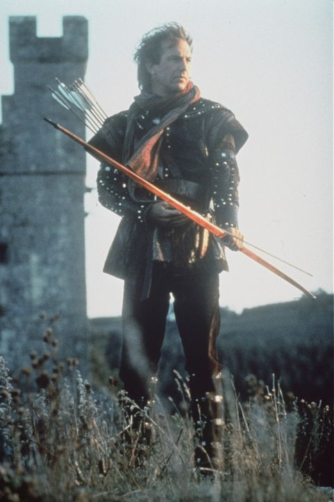 Robin von Locksley (Kevin Costner) kämpft für die Entrechteten und Enterbten ... - Bildquelle: WARNER BROS.