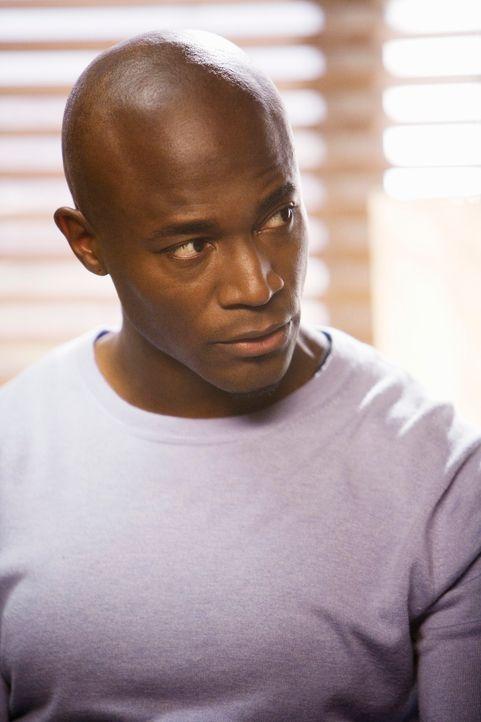 Sam (Taye Diggs) erfährt, dass Pete in seiner Praxis einen drogensüchtigen mit frischen Nadeln versorgt ... - Bildquelle: ABC Studios