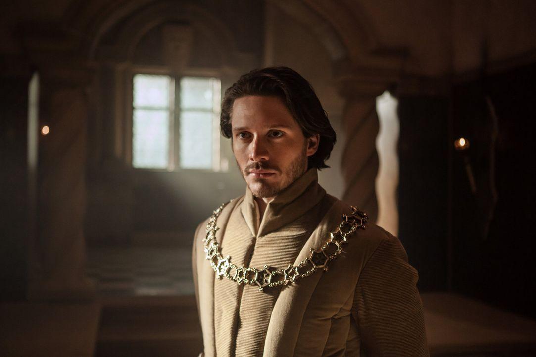 George, Duke of Clarence (David Oakes) wird zum Vormund von Anne erklärt ... - Bildquelle: 2013 Starz Entertainment LLC, All rights reserved