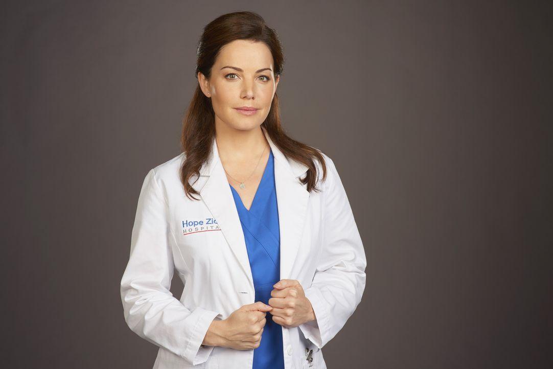 (3. Staffel) - Nachdem Alex (Erica Durance) lebensgefährlich verletzt wurde, muss sie sich in ihr altes Leben zurückkämpfen ... - Bildquelle: 2014 Hope Zee Three Inc.