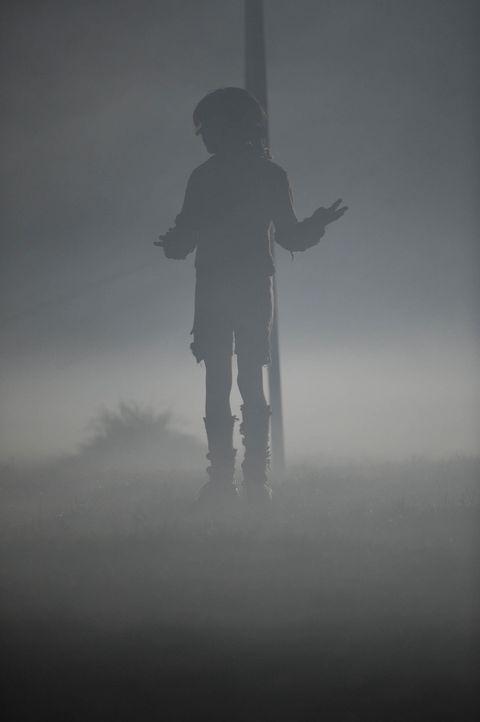 Gespenstisch: Wer ist der Junge, der in Altbrunnstedt Angst und Schrecken verbreitet? - Bildquelle: Uwe Ernst ProSieben