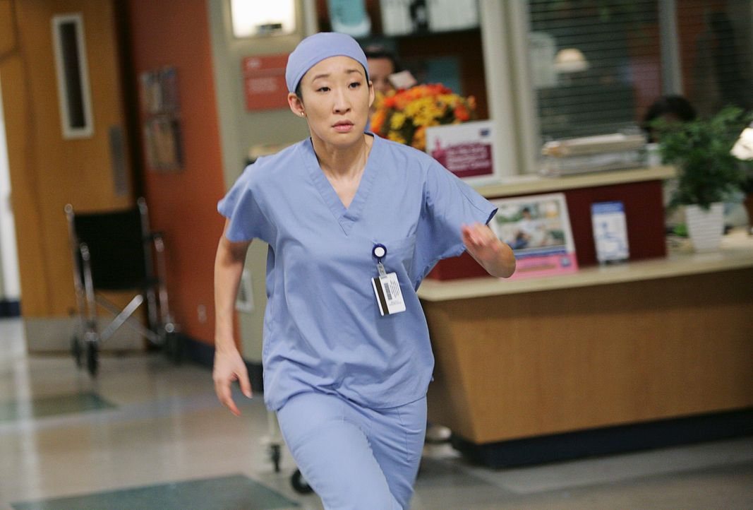 Wird von Teddy weiter gefördert: Cristina (Sandra Oh) ... - Bildquelle: Touchstone Television