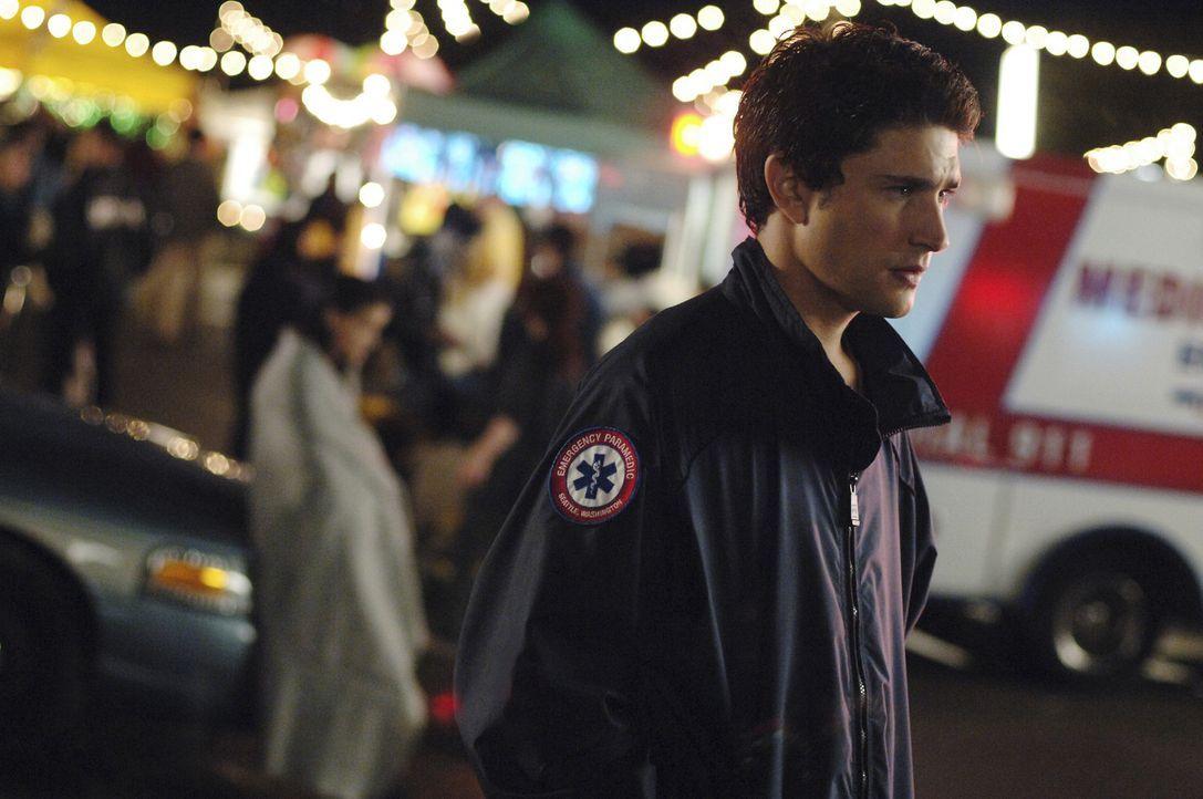 Nach und nach merkt Kyle (Matt Dallas), dass es sich bei der Seelenverwandten die in großer Gefahr schwebt, nicht um Amanda sondern um Jesse handel... - Bildquelle: TOUCHSTONE TELEVISION