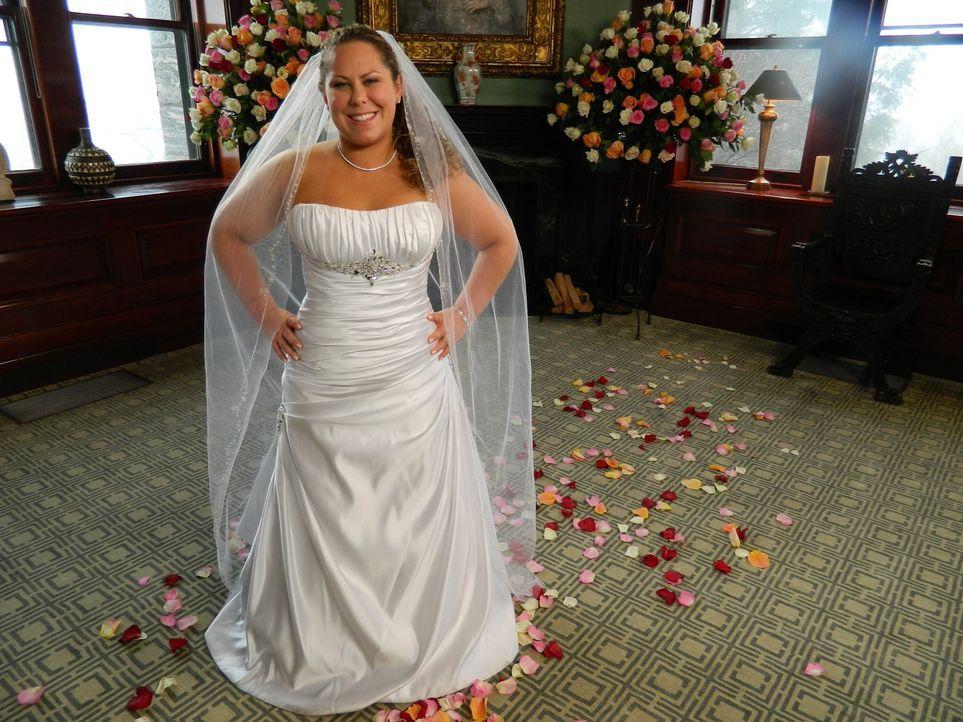 Kann Kara die anderen Bräute mit ihrer Hochzeit überzeugen? - Bildquelle: Richard Vagg DCL