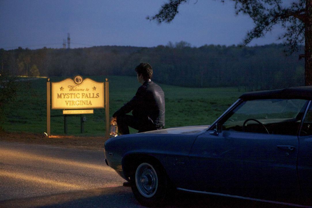 Damon ganz nostalgisch - Bildquelle: Warner Bros. Entertainment Inc.