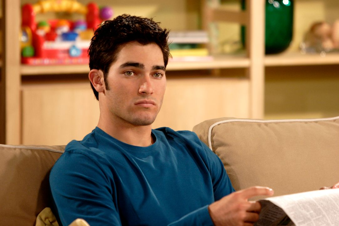 Martin (Tyler Hoechlin) gibt sein Bestes, um seinem Sohn ein guter Vater zu sein. Da er Sandy während der Schwangerschaft nicht unterstützt hat, m... - Bildquelle: The WB Television Network
