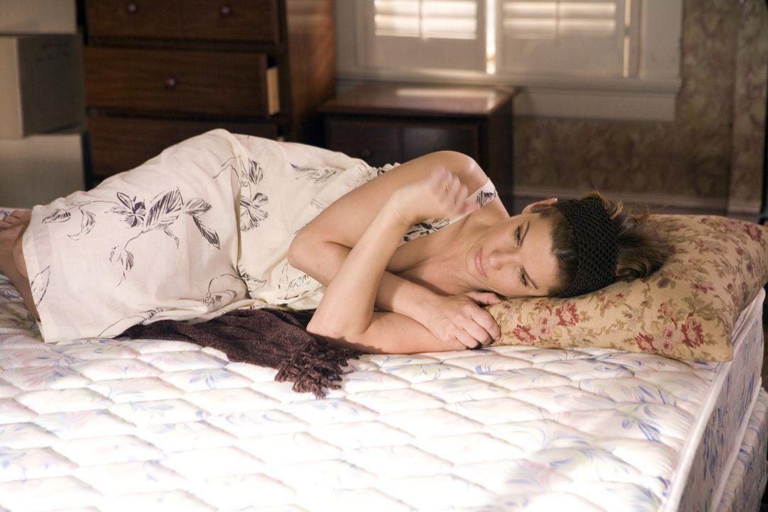 Die zweifache Mutter Linda (Sandra Bullock) erlebt jeden Morgen, sobald sie aufwacht, abwechselnd einen Tag in ihrem Leben vor dem Tod ihres Ehemann... - Bildquelle: KINOWELT FILMVERLEIH GMBH