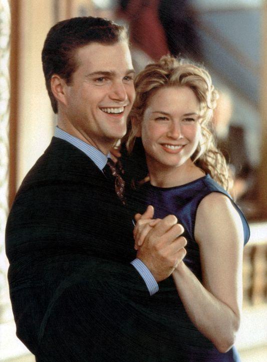 Ein glückliches Paar, aber dann macht Jimmy (Chris O'Donnell, l.) seiner Anne (Renée Zellweger, r.) einen Heiratsantrag ... - Bildquelle: New Line Cinema