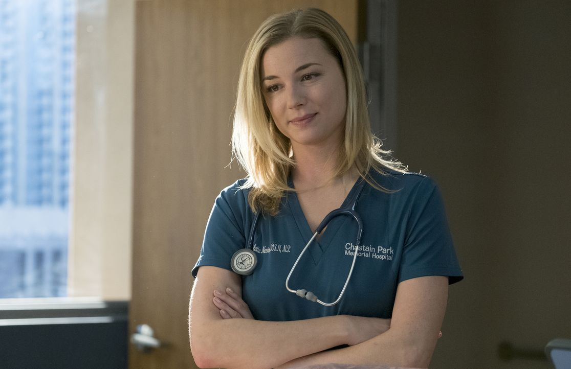 Gibt alles, um die letzten Wünsche eines krebskranken Patienten zu erfüllen: Krankenschwester Nic (Emily VanCamp) ... - Bildquelle: Wilford Harewood 2018 Fox and its related entities. All rights reserved. / Wilford Harewood