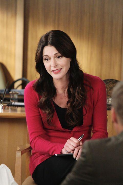 Während sich in der Wisteria Lane Streit wegen Mülltrennung anbahnt, nehmen Lynette und Tom ihre Sitzung bei Dr. Graham (Jane Leeves) wahr ... - Bildquelle: ABC Studios