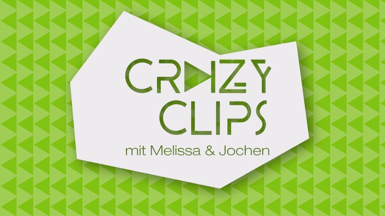 Crazy Clips mit Melissa & Jochen - Logo - Bildquelle: sixx