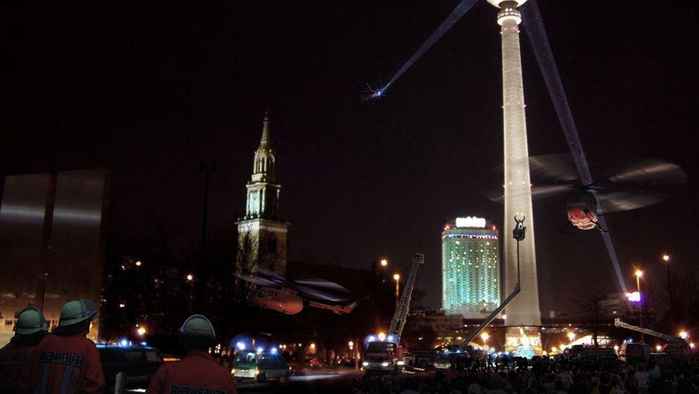 Das Inferno - Flammen über Berlin - Bildquelle: ProSieben ProSieben