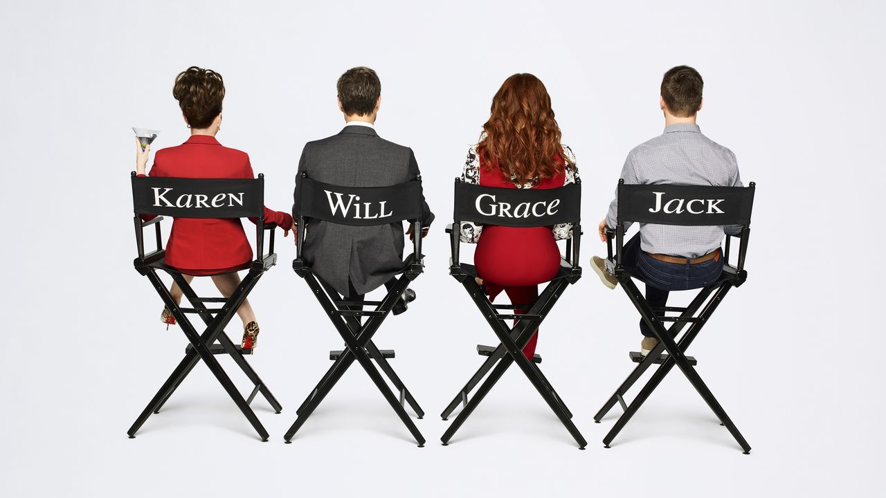 (9. Staffel) - Will&Grace - Artwork - Bildquelle: 2017 Universal Television LLC. ALL RIGHTS RESERVED.