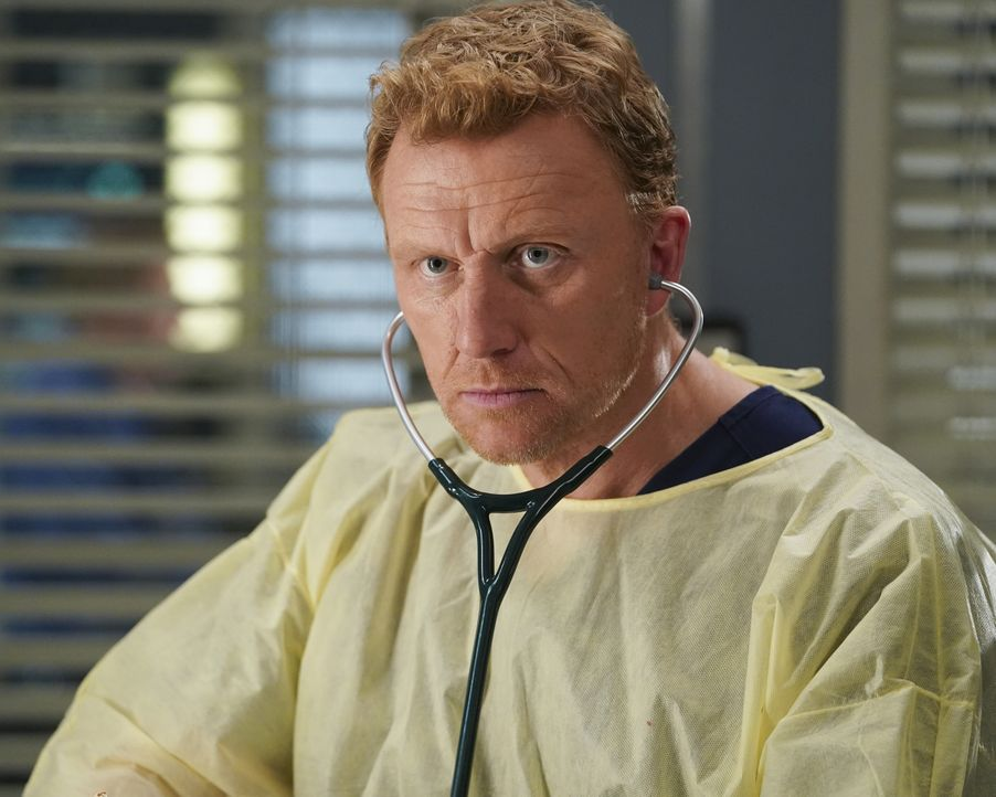 Dr. Owen Hunt (Kevin McKidd) - Bildquelle: Gilles Mingasson 2020 American Broadcasting Companies, Inc. All rights reserved. / Gilles Mingasson