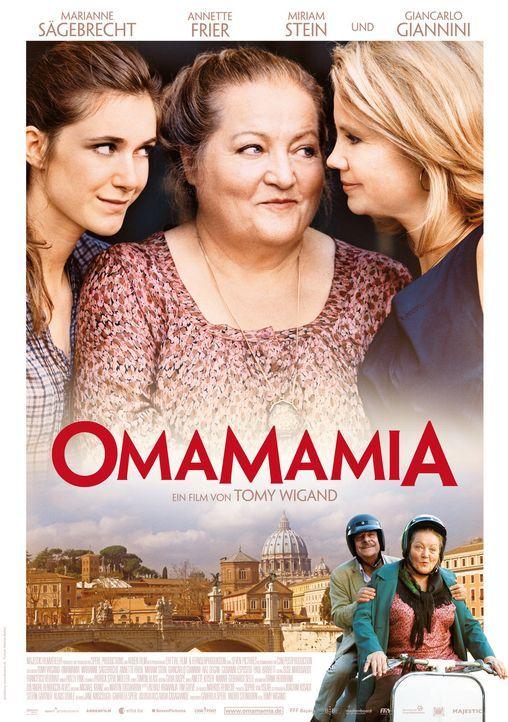 OMAMAMIA - Plakatmotiv - Bildquelle: Sperl Productions