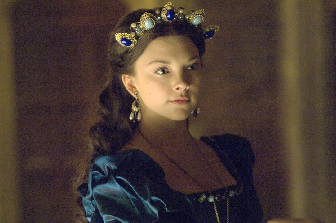 Will um alles in der Welt Königin werden: Anne Boleyn (Natalie Dormer) ... - Bildquelle: 2008 TM Productions Limited and PA Tudors II Inc. All Rights Reserved.
