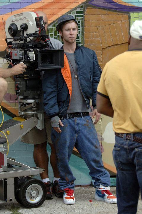 """Dreharbeiten zu """"Plan B"""" ... - Bildquelle: Warner Bros. Television"""