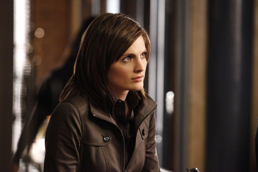 Ein Serienmörder ist offenbar besessen von Nikki Heat, widmet ihr seine Morde und stellt Beckett (Stana Katic) alias Nikki immer wieder vor neue Rät... - Bildquelle: ABC Studios