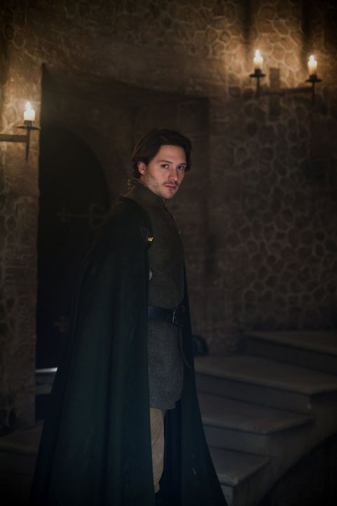 Seinen Bruder vom Thron zu stürzen, das wäre Georges (David Oakes) größter Wunsch. Hat er eine Chance? - Bildquelle: 2013 Starz Entertainment LLC, All rights reserved
