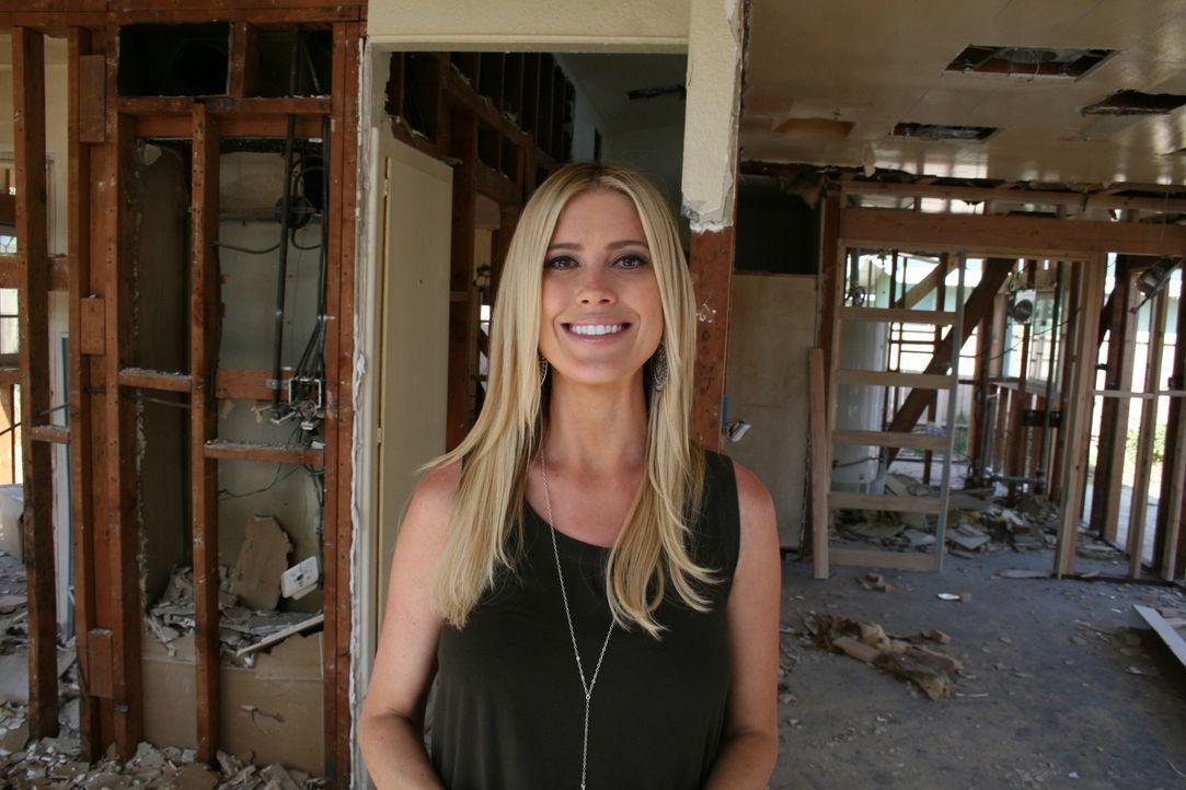 Termiten, Asbest und der generelle Pfusch am Bau der bisherigen Hausbesitzer: Es ist eine Kernsanierung notwendig, sodass letztendlich nur noch ein... - Bildquelle: 2015,HGTV/Scripps Networks, LLC. All Rights Reserved
