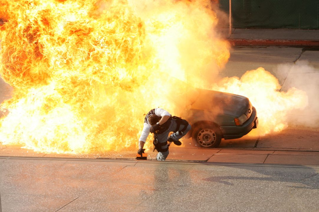 Don (Rob Morrow) gerät in eine gefährliche Situation ... - Bildquelle: Paramount Network Television