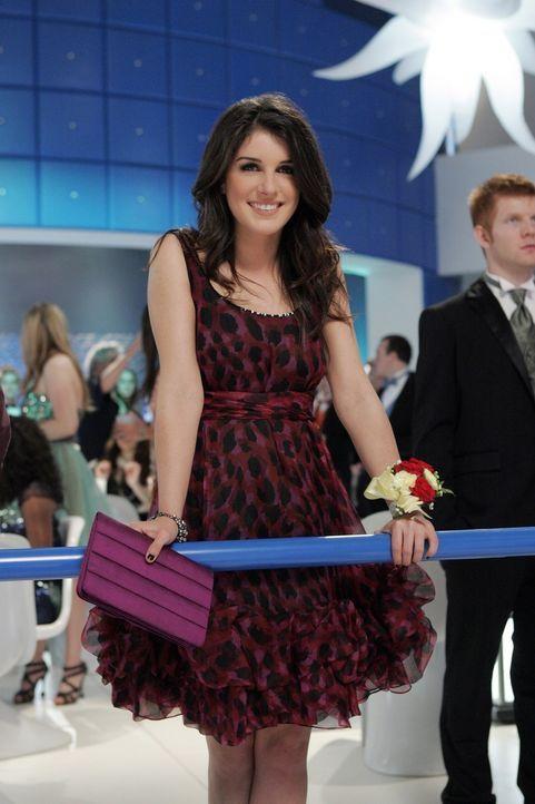 """Auf dem großen Abschlussball der West Beverly High, der unter dem Motto """"The Future is Ours"""" stattfindet: Annie Wilson (Shenae Grimes) - Bildquelle: 2011 The CW Network. All Rights Reserved."""