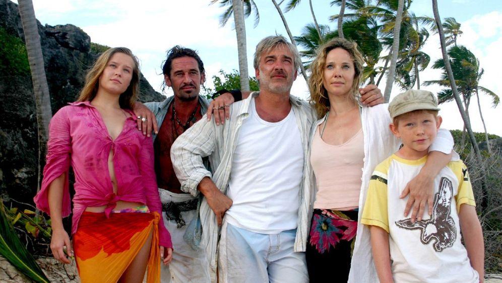 Die Pirateninsel - Familie über Bord - Bildquelle: Sat.1