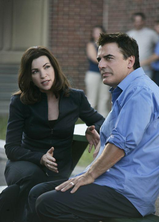 Als ein Kenny, ein junger Mann aus der alten Nachbarschaft in Highland Park bei Alicia Hilfe sucht, wird sie mit ihrer Vergangenheit wieder konfront... - Bildquelle: CBS Studios Inc. All Rights Reserved.