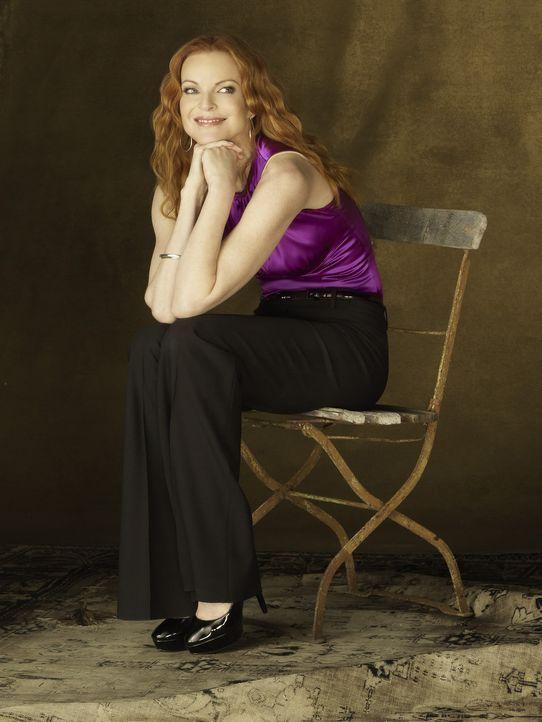 (7. Staffel) - Spielt die perfekte Hausfrau, doch hinter ihrer Fassade ereignen sich Dramen: Bree (Marcia Cross) ... - Bildquelle: ABC Studios