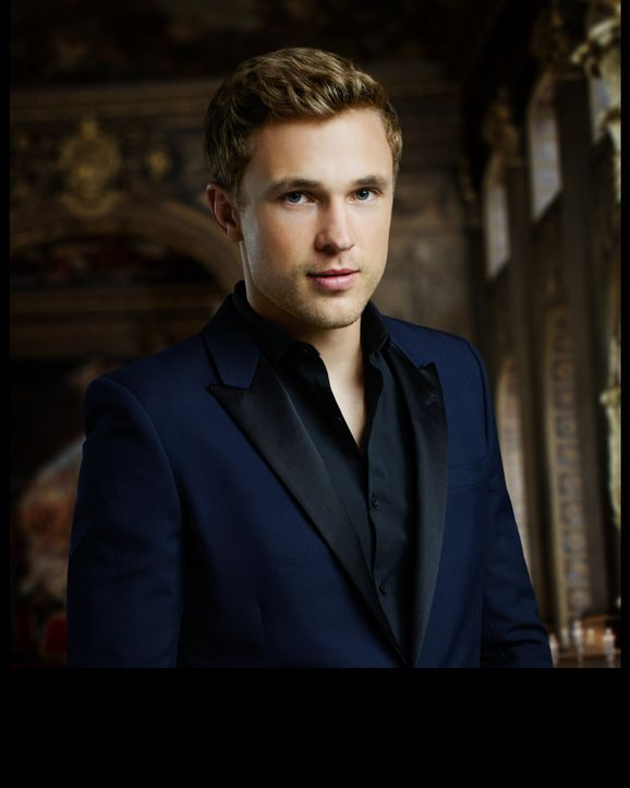 (2. Staffel) - Versucht alles, um die Wahrheit herauszufinden: Liam (William Moseley) ... - Bildquelle: 2015 E! Entertainment Media LLC/Lions Gate Television Inc.