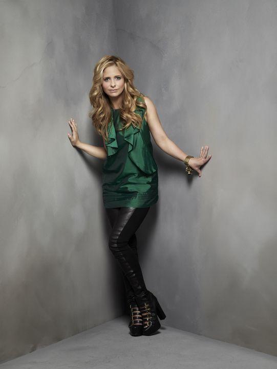 (1. Staffel) - Während Bridget Kelly (Sarah Michelle Gellar) mit ihrer Alkoholsucht kämpft, scheint das Leben ihrer Zwillingsschwester Siobhan per... - Bildquelle: 2011 THE CW NETWORK, LLC. ALL RIGHTS RESERVED