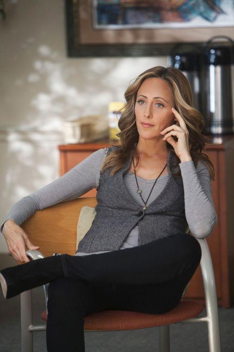 Macht Fortschritte in ihrer Bewältigung von Henrys Tod: Teddy (Kim Raver) ... - Bildquelle: ABC Studios