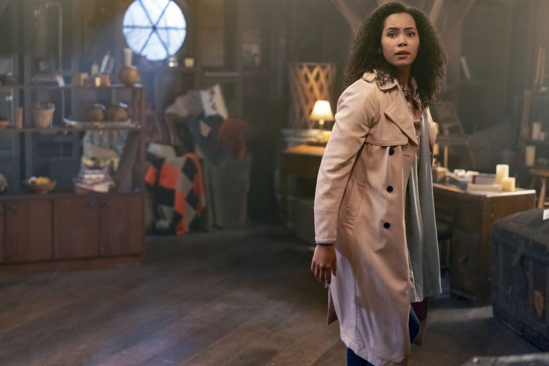 Macy Vaughn (Madeleine Mantock) - Bildquelle: Colin Bentley 2019 The CW Network, LLC. All rights reserved. / Colin Bentley