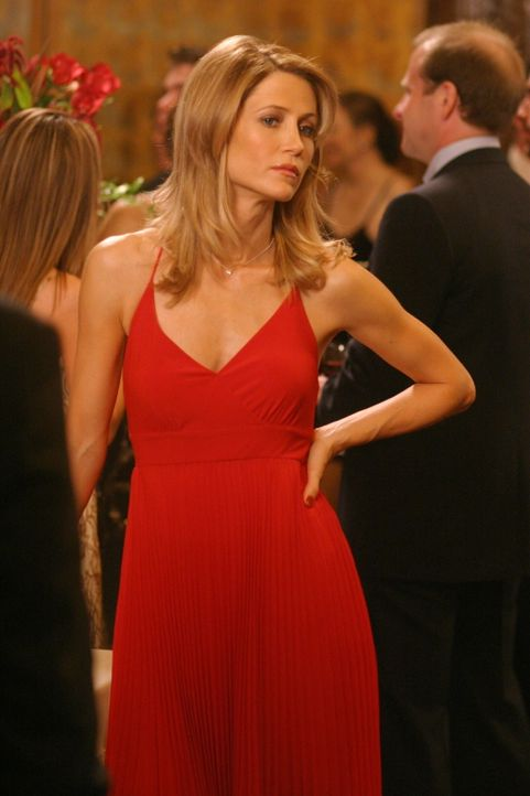 Kirsten (Kelly Rowan) ist von Sandy enttäuscht, da dieser den Valentinstag nicht besonders schätzt ... - Bildquelle: Warner Bros. Television