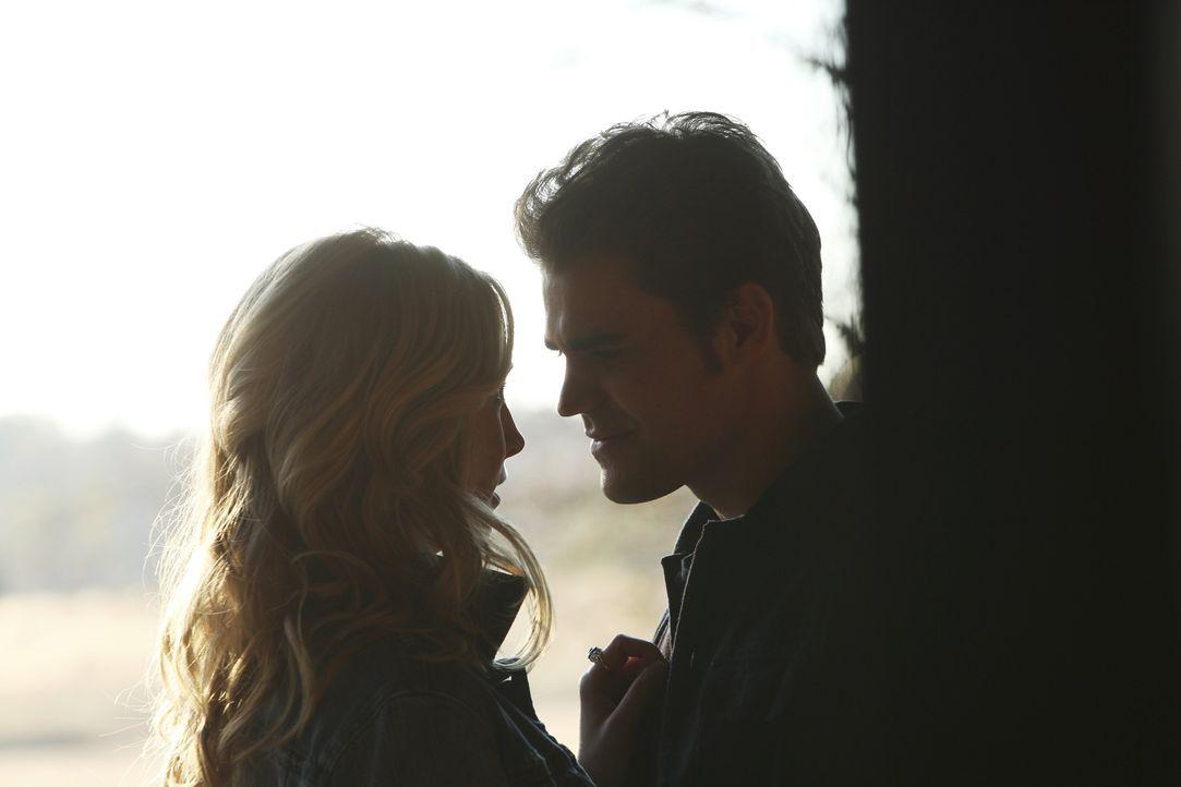 Caroline und Stefan kommen sich immer näher - Bildquelle: Warner Bros. Entertainment Inc.