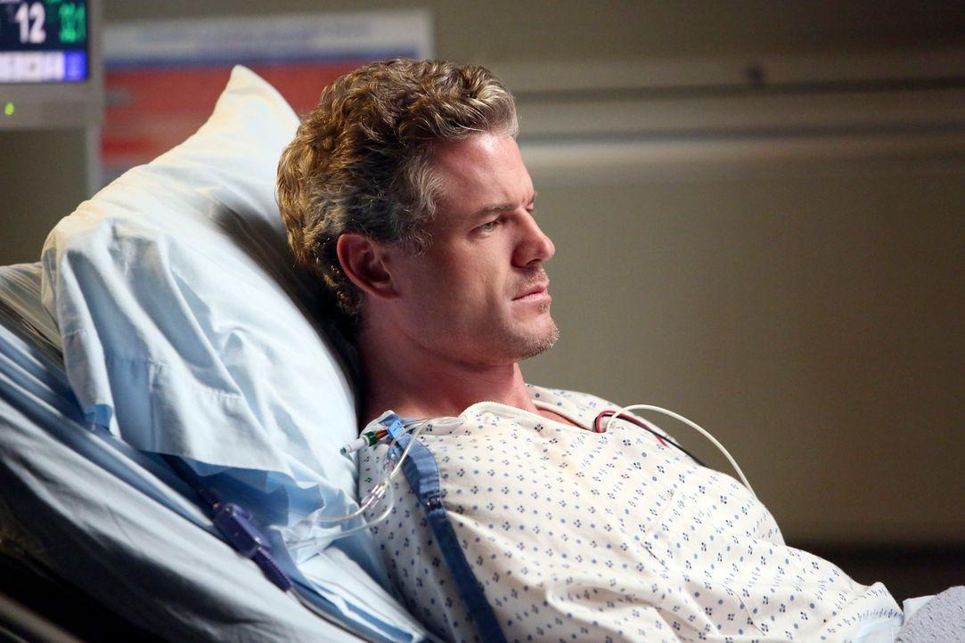 Rückblende: Mark (Eric Dane) scheint den Flugzeugabsturz gut überstanden zu haben - doch bald werden die Ärzte um sein Leben kämpfen müssen ... - Bildquelle: ABC Studios