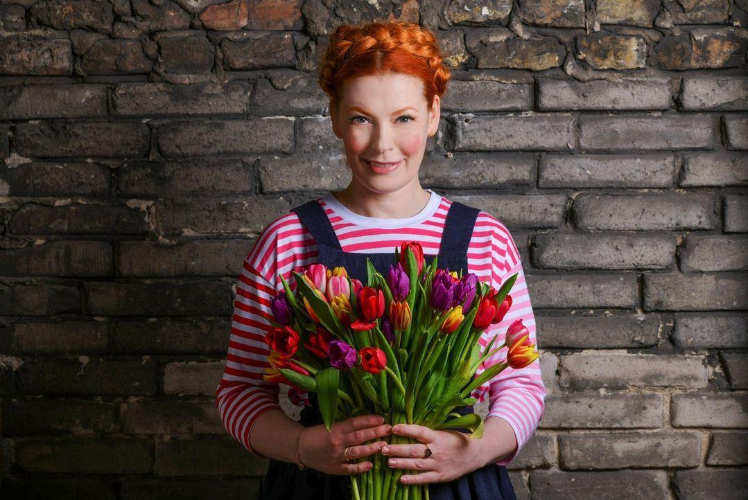 So bunt und schön wie ein Strauß Blumen: Enie van de Meiklokjes lädt  in ihre gemütliche Backstube ein. - Bildquelle: Claudius Pflug sixx