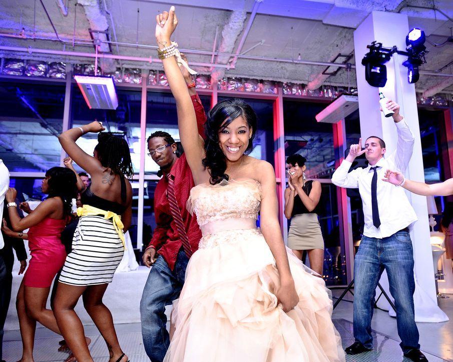 (4. Staffel) - Das Kleid, die Tischdeko, die Torte: Jede Braut weiß ganz genau, wie ihr Hochzeitstag aussehen soll. Doch nicht immer läuft alles nac... - Bildquelle: 2012 PilgrimStudios