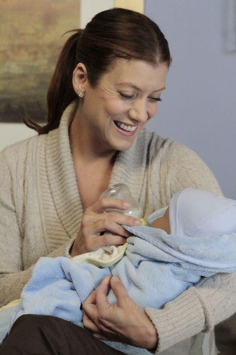 Amelia löst sich von allen Emotionen und weicht ihren Kollegen aus, während Addison (Kate Walsh) sich an den neuen Mann in ihrem Leben gewöhnen muss... - Bildquelle: ABC Studios