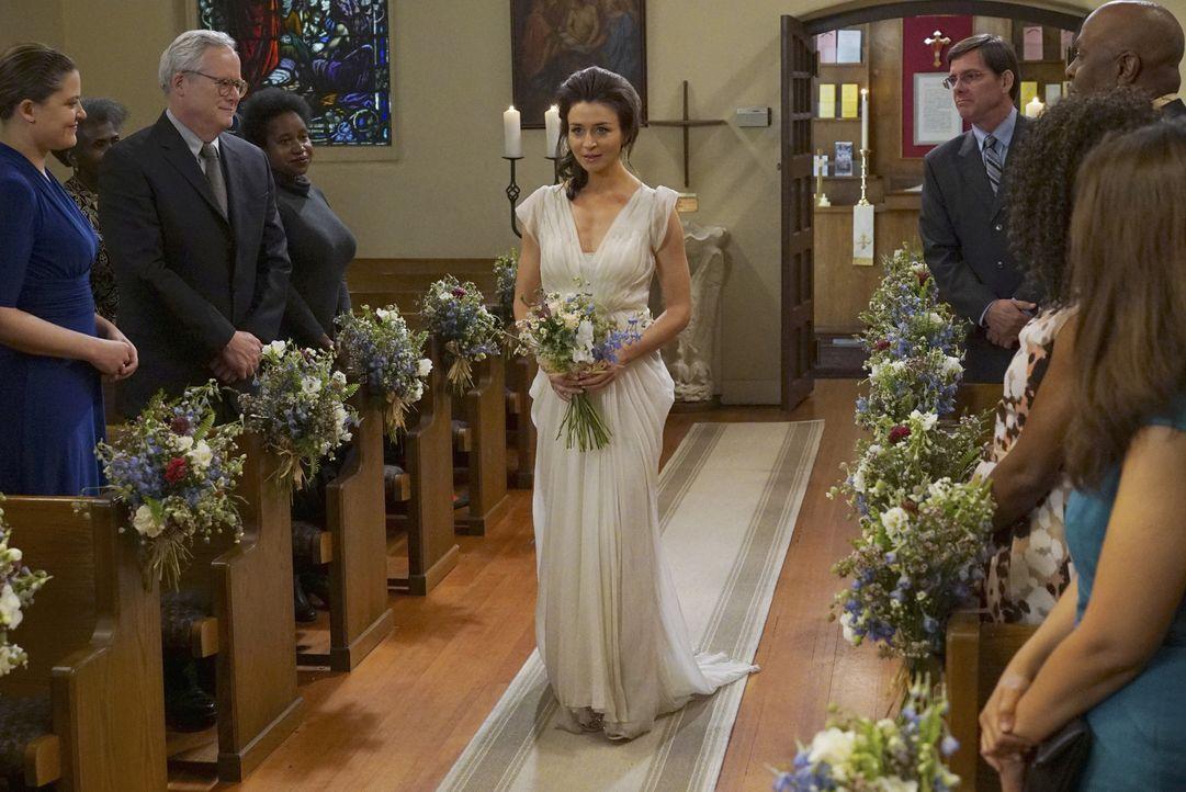 Wird sie mit Owen endlich richtig glücklich werden? Amelia (Caterina Scorsone) ... - Bildquelle: Byron Cohen ABC Studios