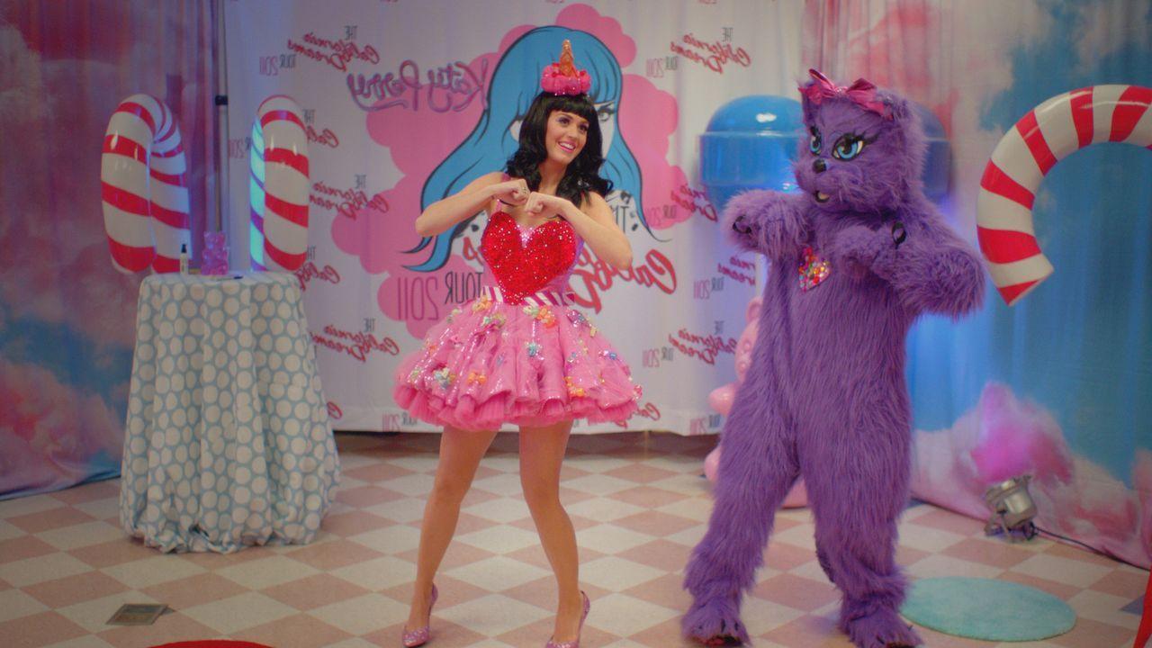 Mit ihrer ganz eigenen Art bezaubert Katy Perry Millionen von Fans ... - Bildquelle: 2012 Paramount Pictures. All Rights Reserved.