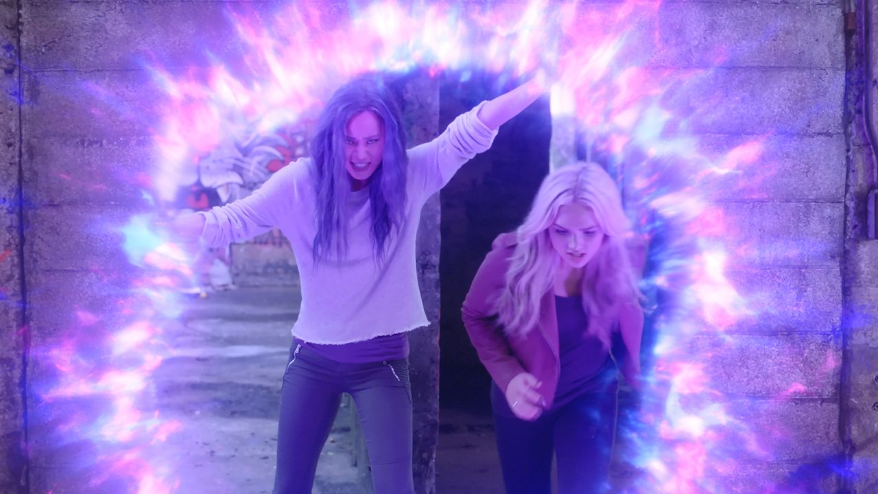 Clarice (Jamie Chung, l.); Lauren (Natalie Alyn Lind, r.) - Bildquelle: 2018-2019 Fox and its related entities.  All rights reserved.  MARVEL TM &   2017 MARVEL